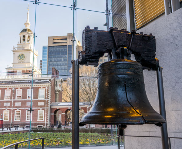 Free Quakers Liberty Bell